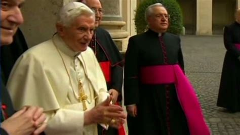 Pope Benedict Resignation Letter by Opinion A Key To Understanding Pope Francis Cnn