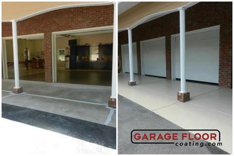 Garage Canada Careers Garagefloorcoating Ca Home Before After