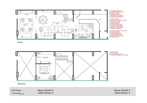 loft layout an artful loft design