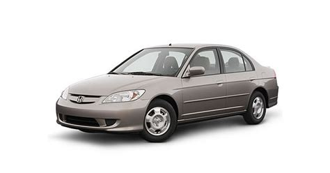 Honda Civic Hybrid Battery by Honda Civic Hybrid 2003 2005 Battery Replacement