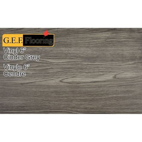 g e f collection 174 floating vinyl flooring cinder grey floors pinterest