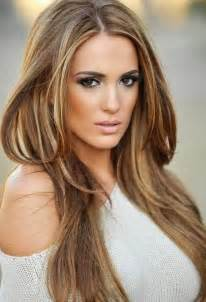 Foil Fringe Curtain Brown And Blonde The Latest Trends In Women S Hairstyles