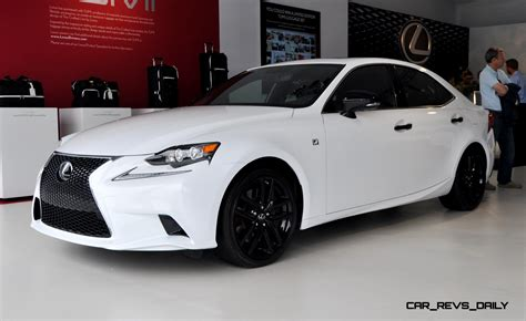 lexus is f sport 2015 car revs daily com 2015 lexus is250 f sport crafted line 13