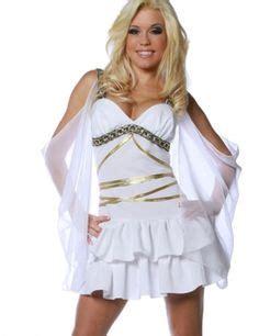Aphrodite 60cm costumes on 34 photos on goddess costume