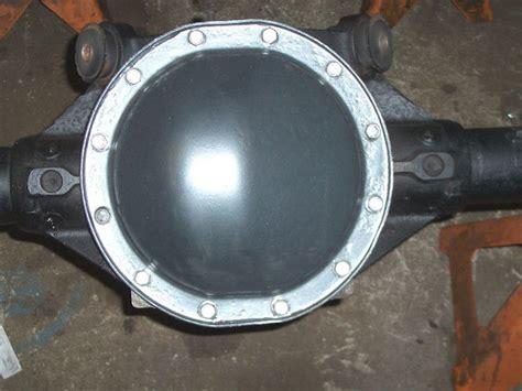 pontiac 10 bolt rear end identification generic rear axle info