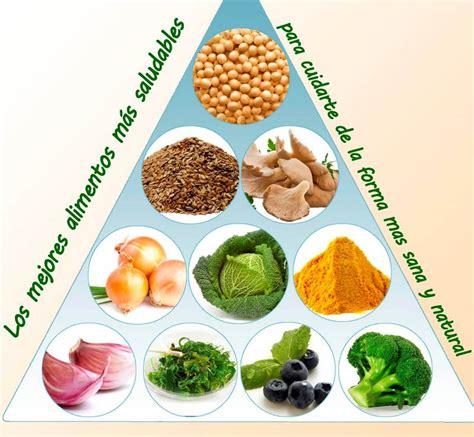 alimentos sanos los mejores alimentos m 225 s saludables canal salud y