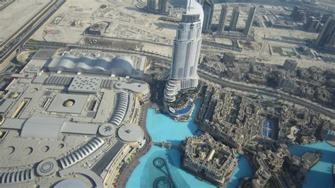 burj khalifa observation deck height burj khalifa the world tallest building on the top of
