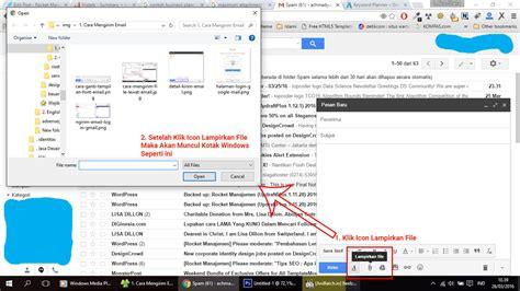 cara membuat virus lewat email cara mengirim email di komputer dan smartphone android