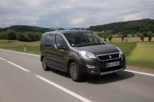 Peugeot Partner Tepee Outdoor Essai Peugeot Partner Tepee Bluehdi 120 Un Restylage Au