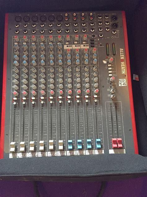 Mixer Allen Heath Zed 14 allen heath zed 14 image 1491040 audiofanzine