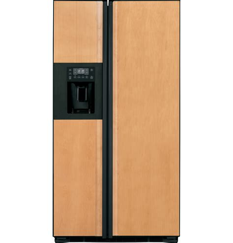 Ge Profile Refrigerator Cabinet Depth by Ge Profile Series 23 3 Cu Ft Counter Depth Side By Side