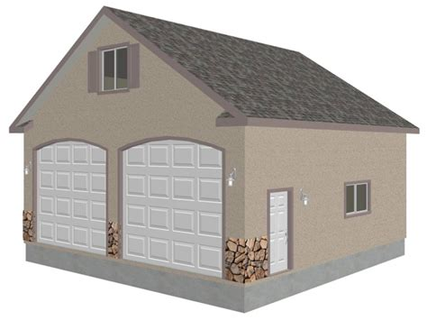 Garage Designs With Loft | garage plans with loft detached garage plans detached