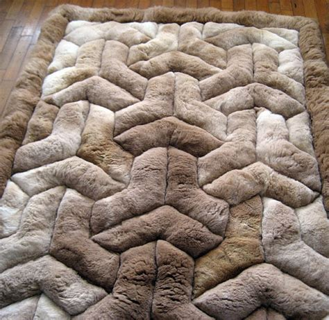 alpaca rugs new 52 x 71 brown alpaca rug y