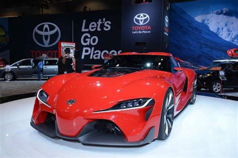 Toyota Supra 2016 2016 Toyota Supra Price Specs Interior Top Speed