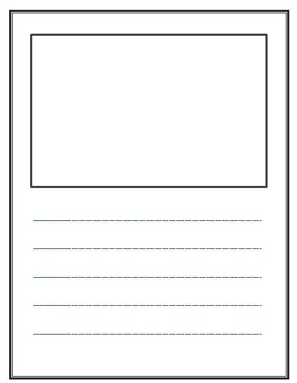S Day Lined Paper Template Card by Writing Paper Template Template Business