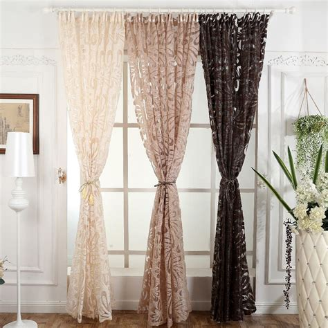 decorative curtain modern fashion curtain panel decorative curtains jacquard