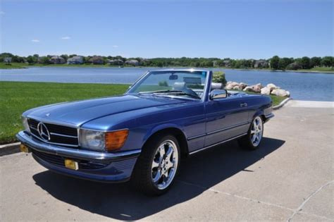 electric and cars manual 1987 mercedes benz sl class parking system gorgeous 1987 mercedes 500sl low miles