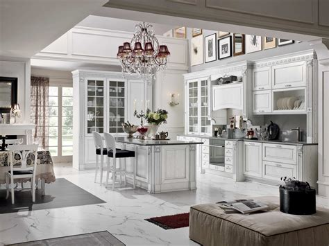classical style kitchens from stosa artefacto kitchen stosa