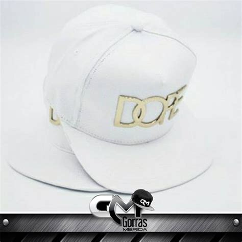 imagenes gorras blancas gorras planas snapback dope bs 38 000 00 en mercado libre