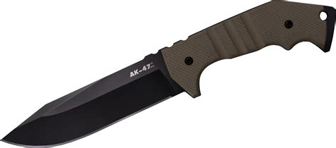 od green ak 47 cold steel 14akvg ak 47 field knife fixed 5 2 quot cpm 3v
