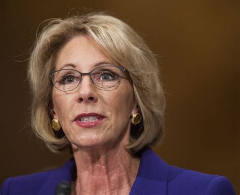 betsy devos contact senate to vote today on confirmation of betsy devos