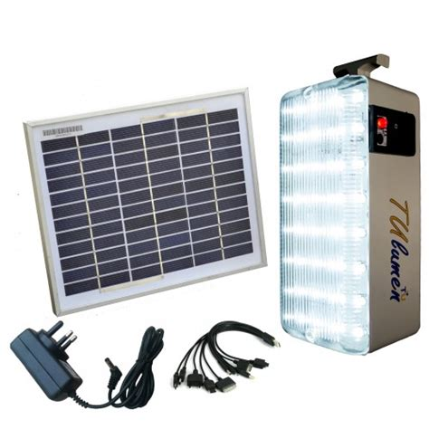 Solar Emergency Light With Mobile Charger Solar Emergency Led Light With Mobile Charger