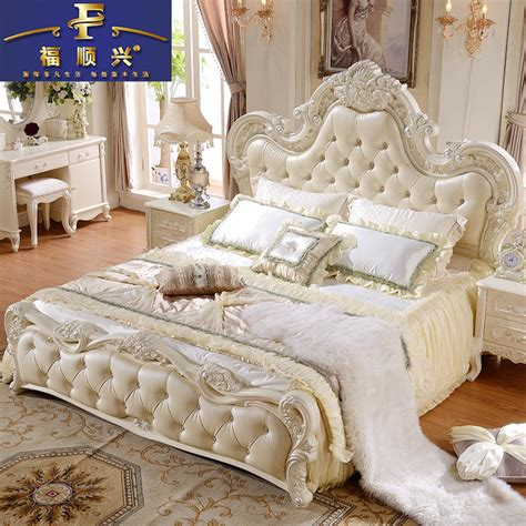 princess beds for adults european style double bed 18 m adult bed french princess bed leather bedroom furniture