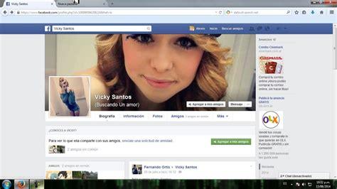 como ver fotos de perfil privados en facebook 2015 apexwallpapers como saber si un perfil de facebook es falso o no youtube