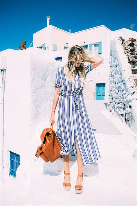 womens outfits summer on pinterest dash of darling shares what to wear in pyrgos santorini