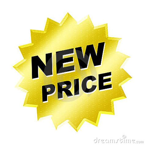 prices new low new price sign stock photos image 6580973