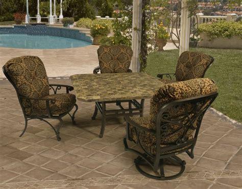 mallin calabria cushion dining furniture homes furniture
