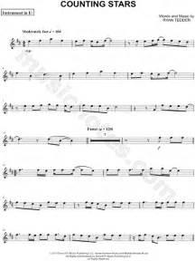 testo secrets one republic onerepublic quot counting eb instrument quot sheet