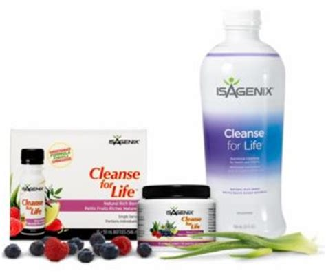 Lifetime Metabolic Detox by Isagenix Cleanse For Cleanse Away Toxins With Isagenix