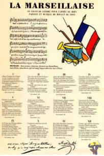la marseillaise paroles officielles