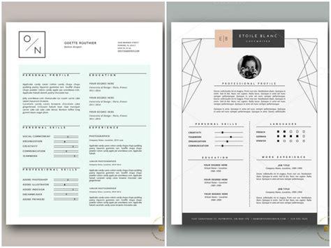 layout no word 45 layouts de curr 237 culos criativos feitos no microsoft