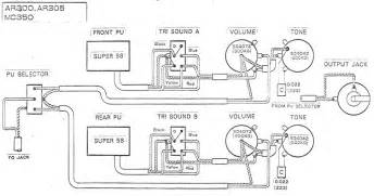 need wiring diagram for 1980 st 845 bass other ibanez basses ibanez forum