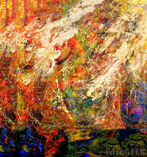 What Is Abstract Painting What Is Abstract With Pictures
