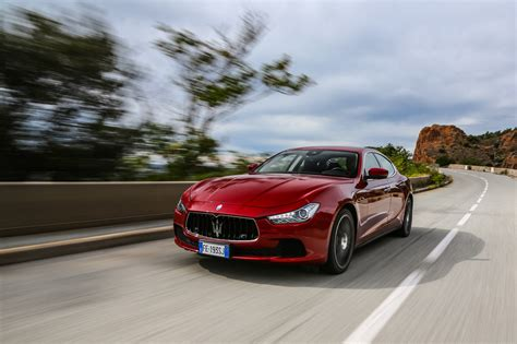 maserati ghibli sport maserati ghibli diesel review improved still