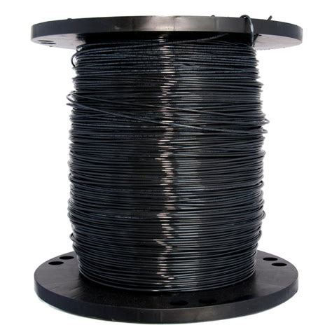 southwire 2500 ft 14 black stranded cu thhn wire 22955906