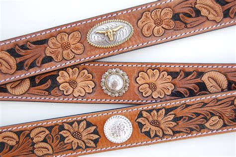 leather belt tooling patterns images