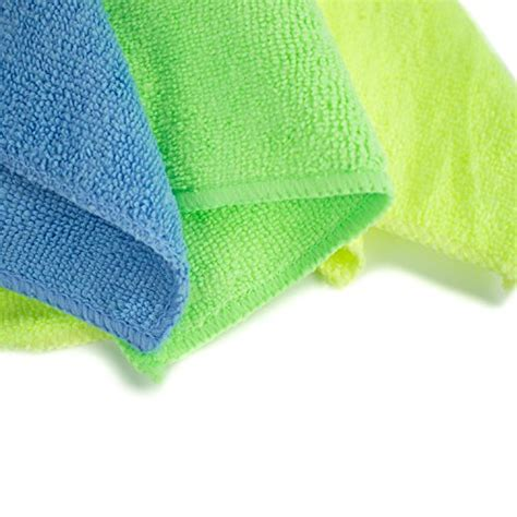 Microfiber Cloths Covered In by Zwipes Microfiber Cleaning Cloths 24 Pack Buy