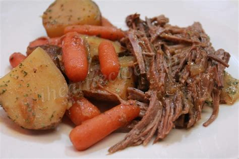 easy pot roast recipe i heart recipes