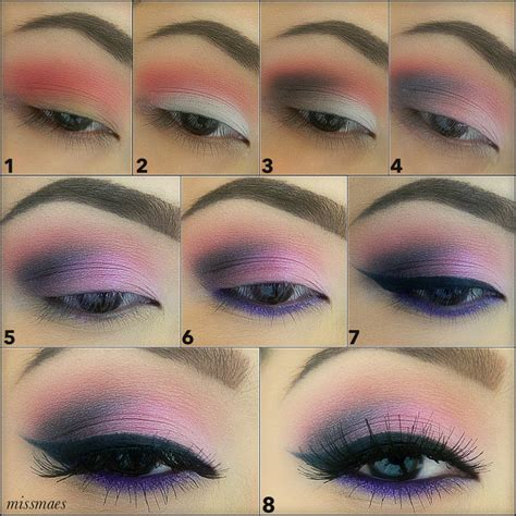 Gangster Laid Back Glam In Shades Of Grey by Pretty Pink Makeup Looks