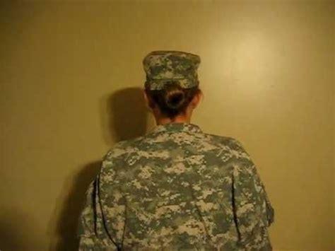 marine corps bun regulations army female hair rules faq us army navy coast guard
