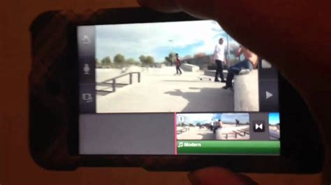 tutorial imovie ipod touch imovie app tutorial for iphone ipad and ipod youtube