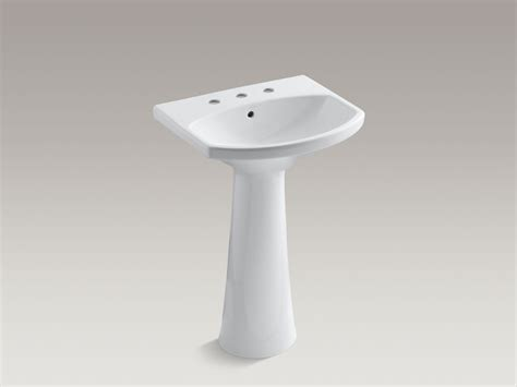 Standard Plumbing Supply Product Kohler K 2362 8 0 Kohler Bathroom Sink