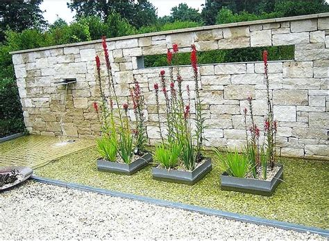 Gartengestaltung Ideen Sichtschutz