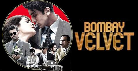 film india terbaru bombay velvet image of bombay velvet movie poster my india