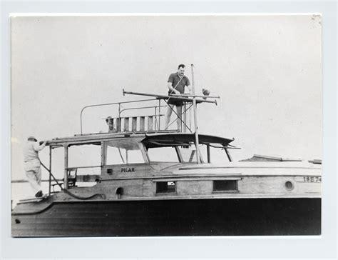 ernest hemingway fishing boat ernest hemingway fishing boat google search hemingways