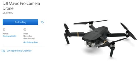dji mavic pro drone debuts  buy offers   pre